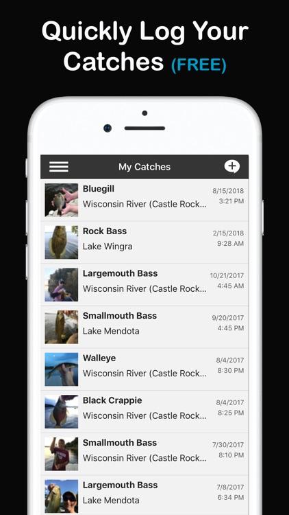 Fishidy: Fishing Maps App screenshot-7