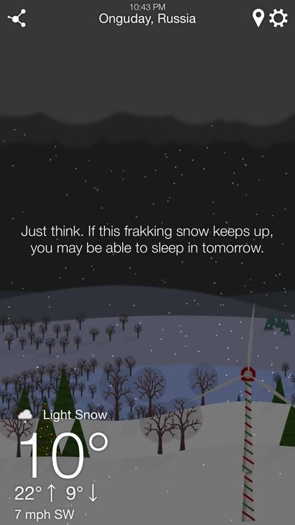 What The Forecast?!! screenshot-3