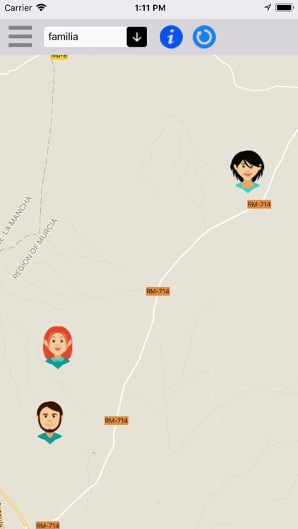 Family Location Look4Family