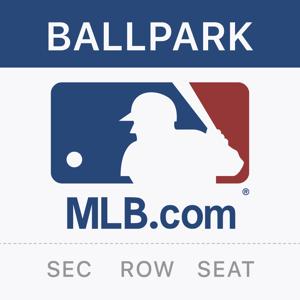 MLB.com Ballpark Sports app