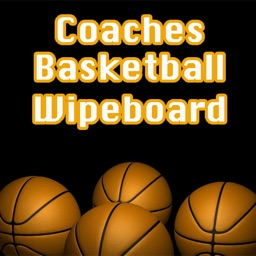 Coaches Basketball Wipeboard