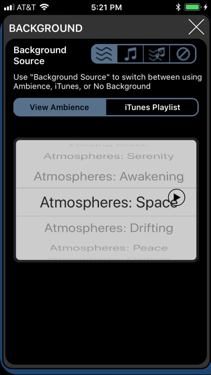 BrainWave Binaural Headache Relief with Ambience screenshot-3
