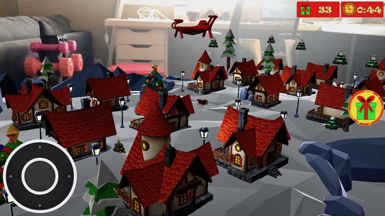 Saving Christmas - AR screenshot-3