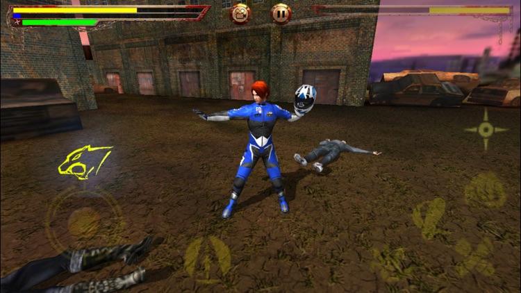 Fighting Tiger screenshot-3