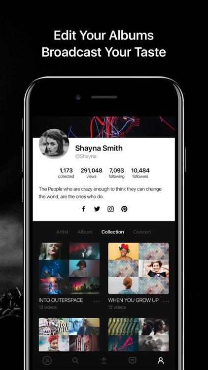 Trending Music Player VIBBIDI screenshot-4