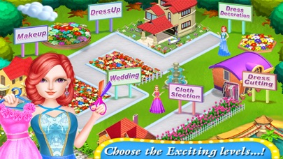 Wedding Bridal Clothes Factory screenshot two