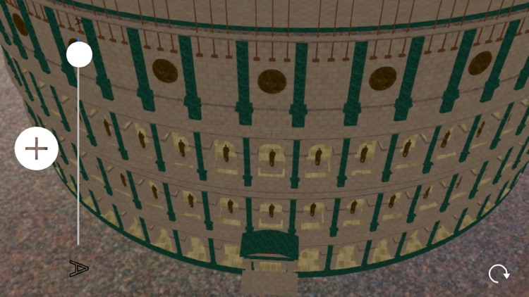 Rome 3D AR screenshot-8