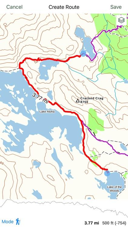 Gaia GPS: Hiking, Hunting Maps screenshot-4
