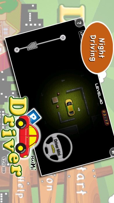 Driver Mini - Parking School screenshot four