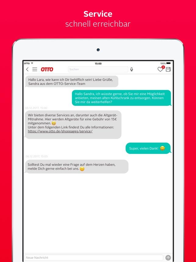 Otto Im App Store