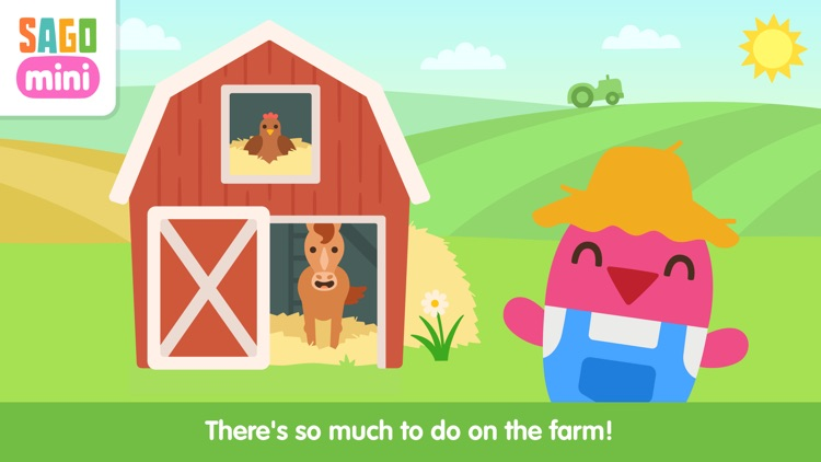 Sago Mini Farm screenshot-0