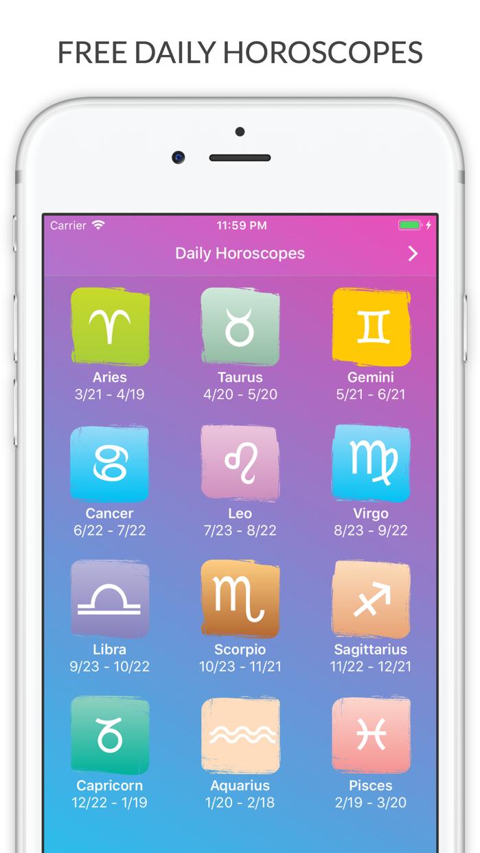 Astrology Daily Horoscope Screenshot