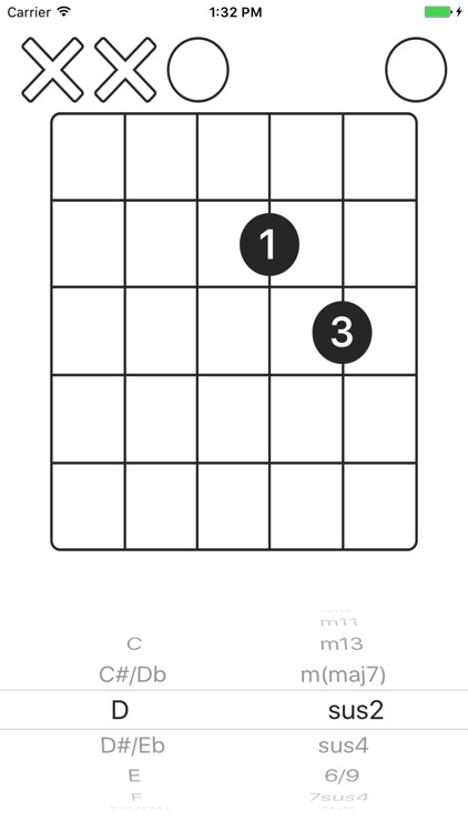 Chords screenshot-2