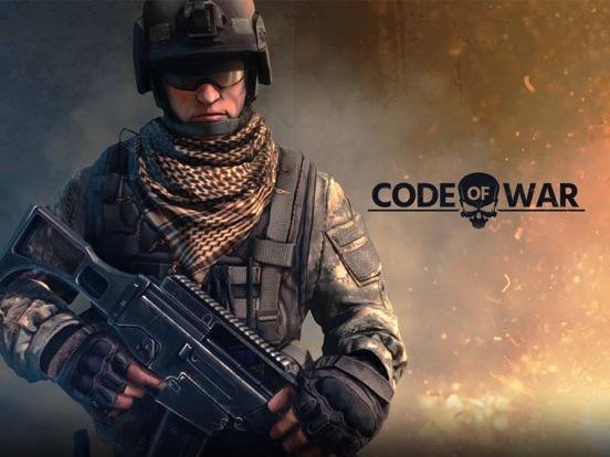 Code Of War: Стрелялка онлайн на iPad