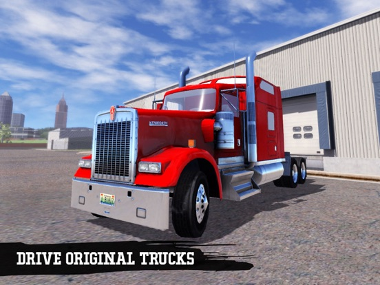 Truck Simulation 19 screenshot 12