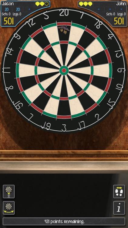 Pro Darts 2018 screenshot-0