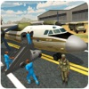 Army Prisoner Transport Plane