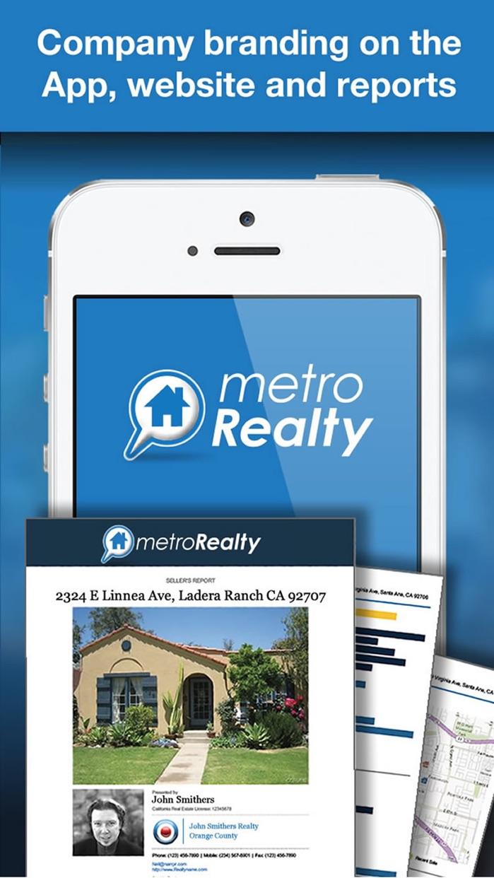 RPR Mobile™ Screenshot