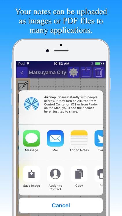 Pocket Note - a new notebook screenshot-3