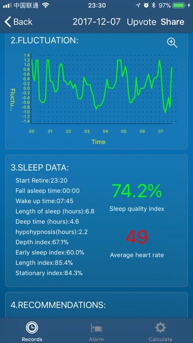 SleepyHead for watch proのおすすめ画像3