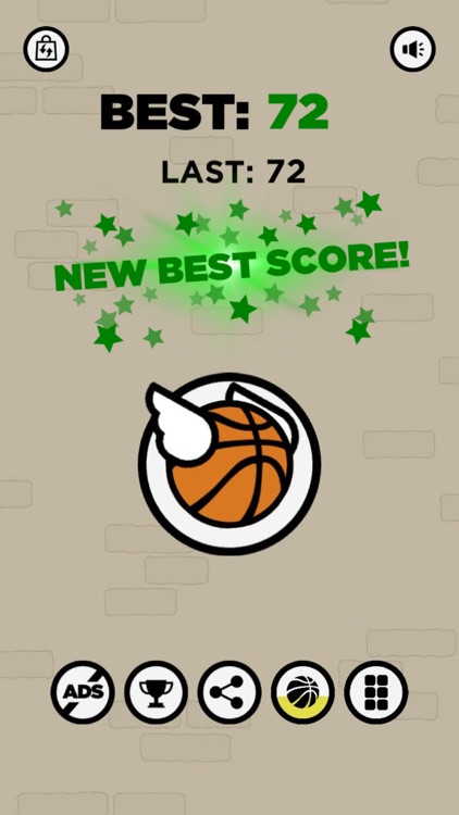 Flappy Dunk screenshot-4