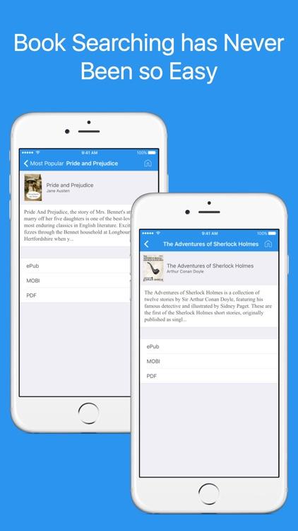 MOBI Reader - Reader for mobi, azw, azw3, prc screenshot-3