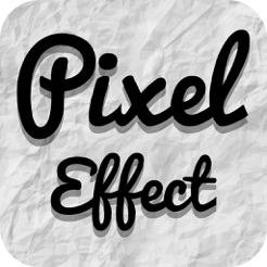 Dispersion Pixel Effect on the App Store