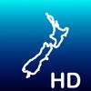 Aqua Map New Zealand