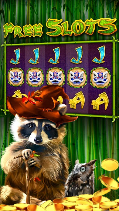 SLOT Mystic Panda Casino Vegas Screenshot on iOS
