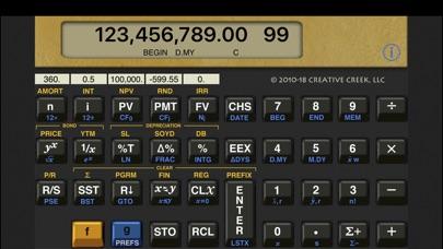 Mathu 12d Financial Calculator review screenshots
