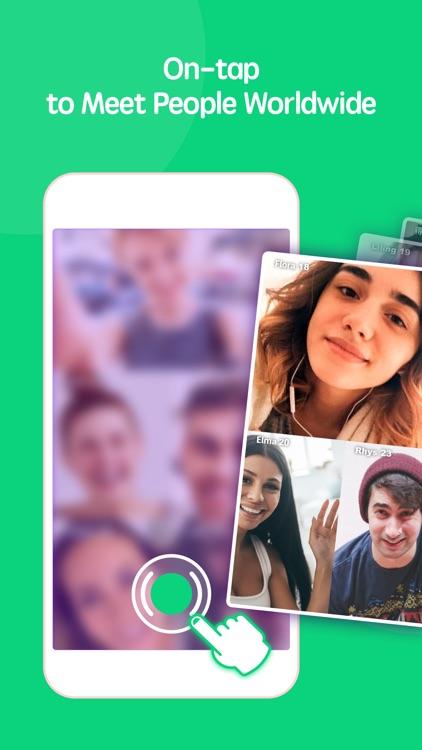 Tere - Meet new Friends & Video Messenger Chat screenshot-3