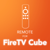 Remote for Fire TV Cube