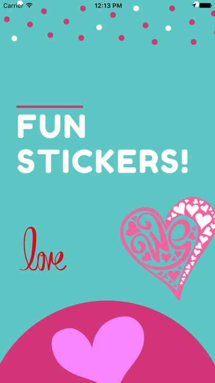 Fun Stickers!