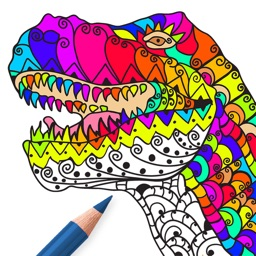 Dinosaur Coloring Pages !