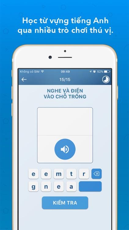Hoc Tieng Anh - Hoc Tu Vung