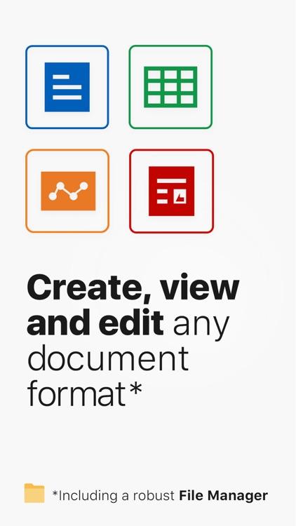 OfficeSuite for MobileIron screenshot-0