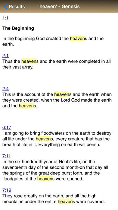 BibleScope screenshot four