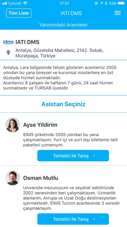 IATI Travel Assistant screenshot-3