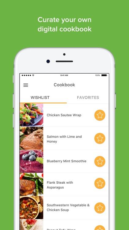 Zipongo - Healthy Recipes screenshot-3