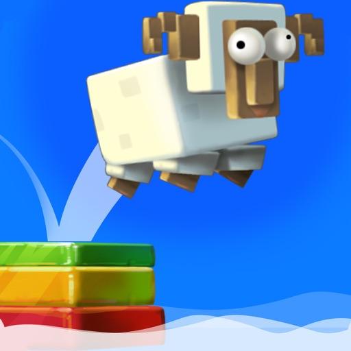 Animal Run: jump and jump