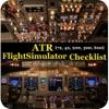 ATR 72 Simulator Checklist