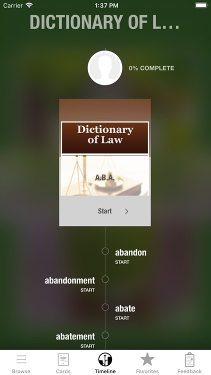 Dictionary of Law!