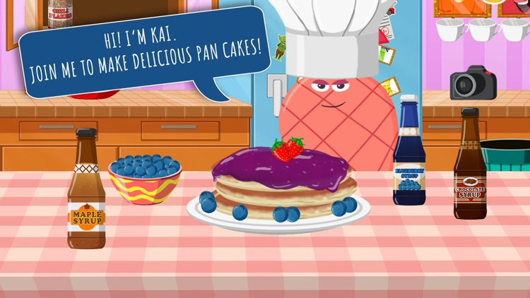 Fun Bakery - Fruits Vs Veggies screenshot-2