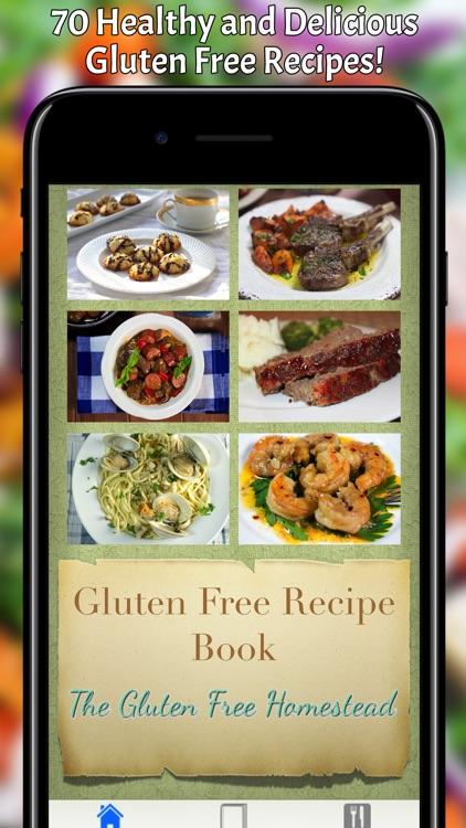 Gluten Free Recipe Book