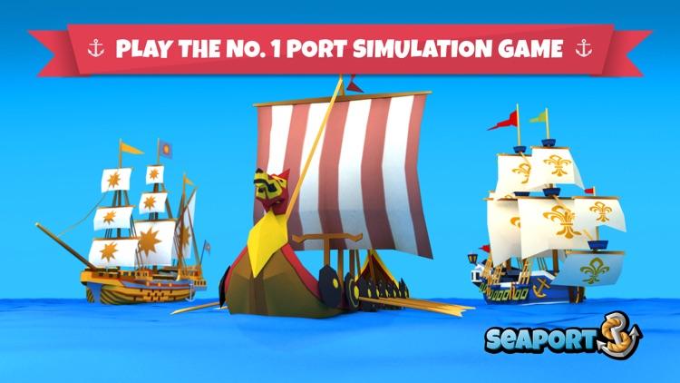Seaport - Build & Prosper! screenshot-4