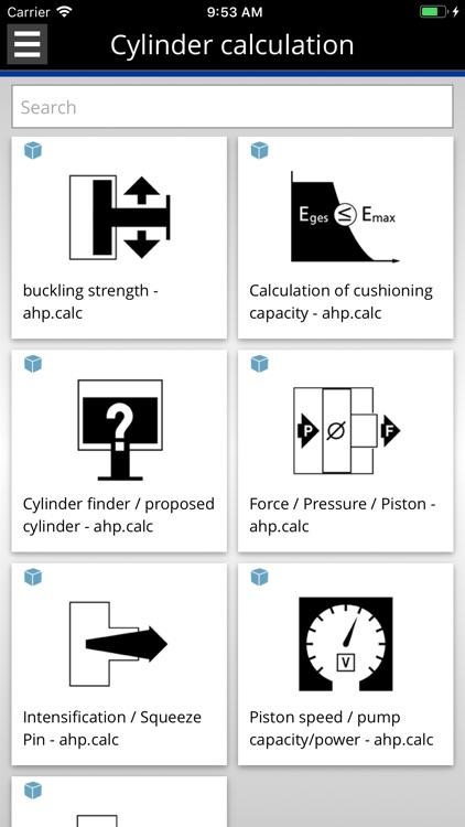 Hydraulic Cylinder screenshot-3