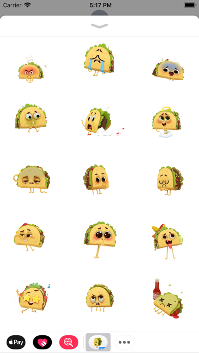 Rocco the Taco (Animated) screenshot 4