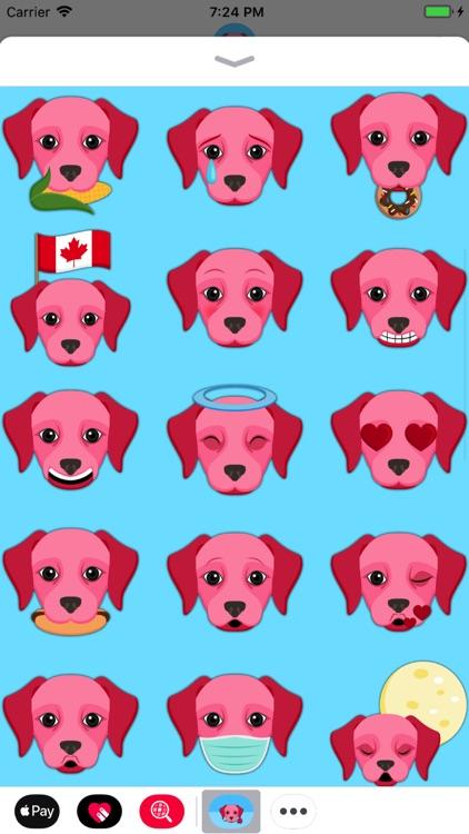 Valentine's Day Labrador screenshot-3