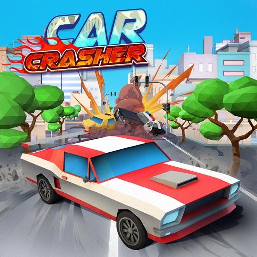 Car Crasher- KartRider iOS App