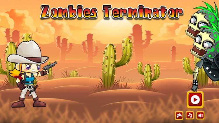 Zombies Terminator